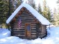 Historic Yaak Post-Office