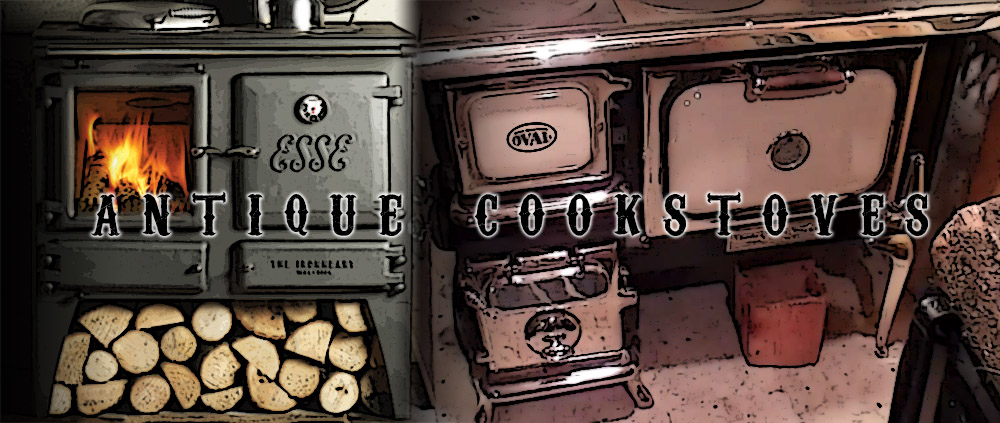 Antique Cookstoves - Cookstove Community