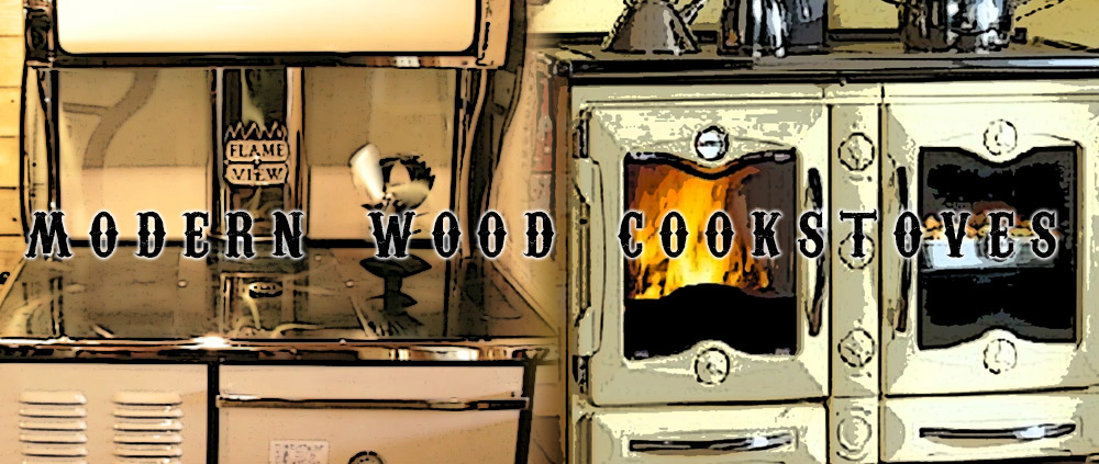 Modern Wood Cookstoves - Cookstove Community