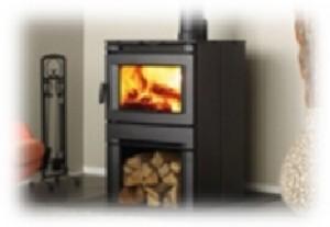 wood stove 1