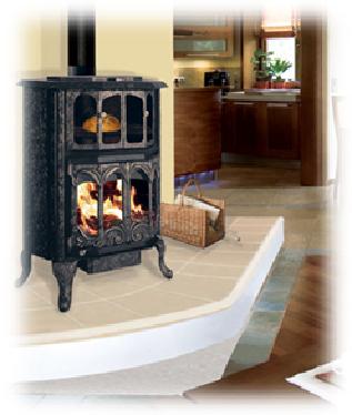wood stove 3
