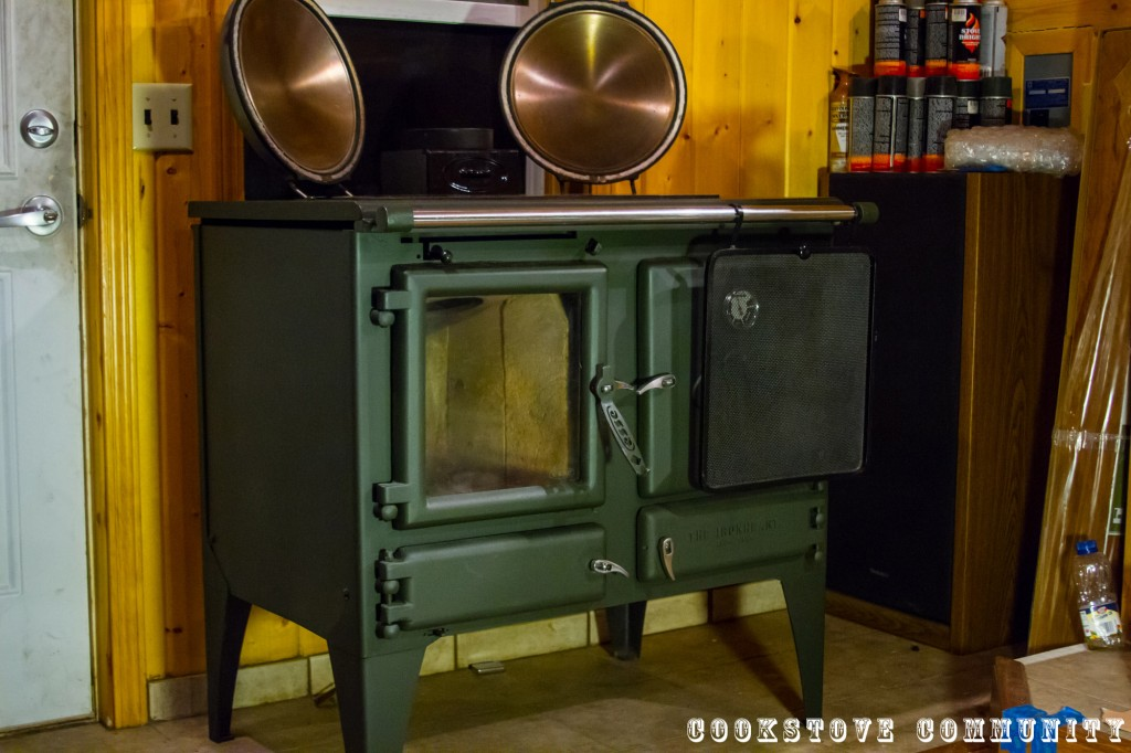 Esse Ironheart by Obadiah's - Cookstove Community