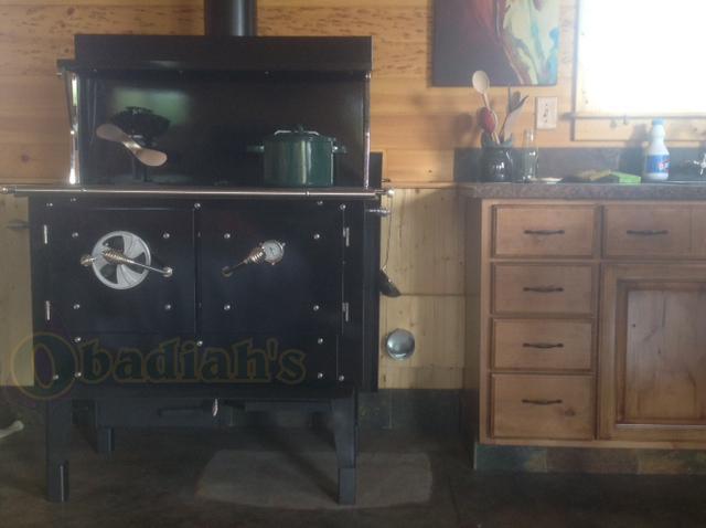 Kitchen Queen Leg Extenders 1 by Obadiah's - Kitchen Queen Leg Extenders - Cookstove Community