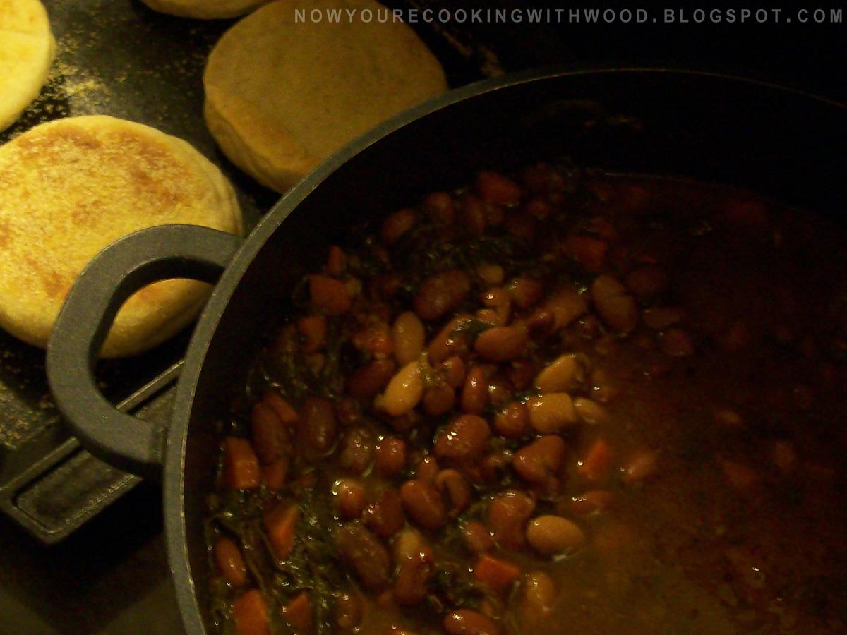Pot of Beans - Cookstove Community