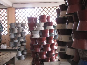 Kenyan Cook Stove via Cookstove Alliance - Cookstove Community