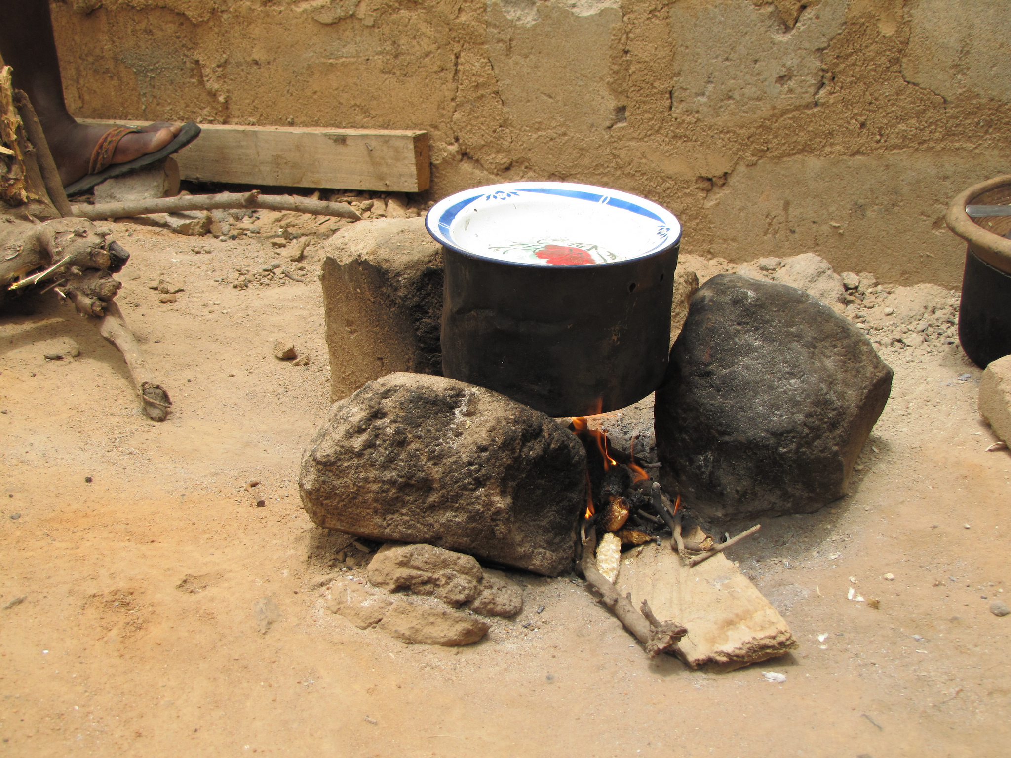Rudimentary Cookstove via the Cookstove Alliance - Cookstove Community