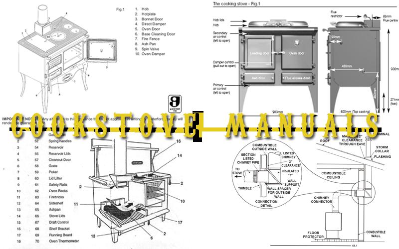 Cookstove Manuals