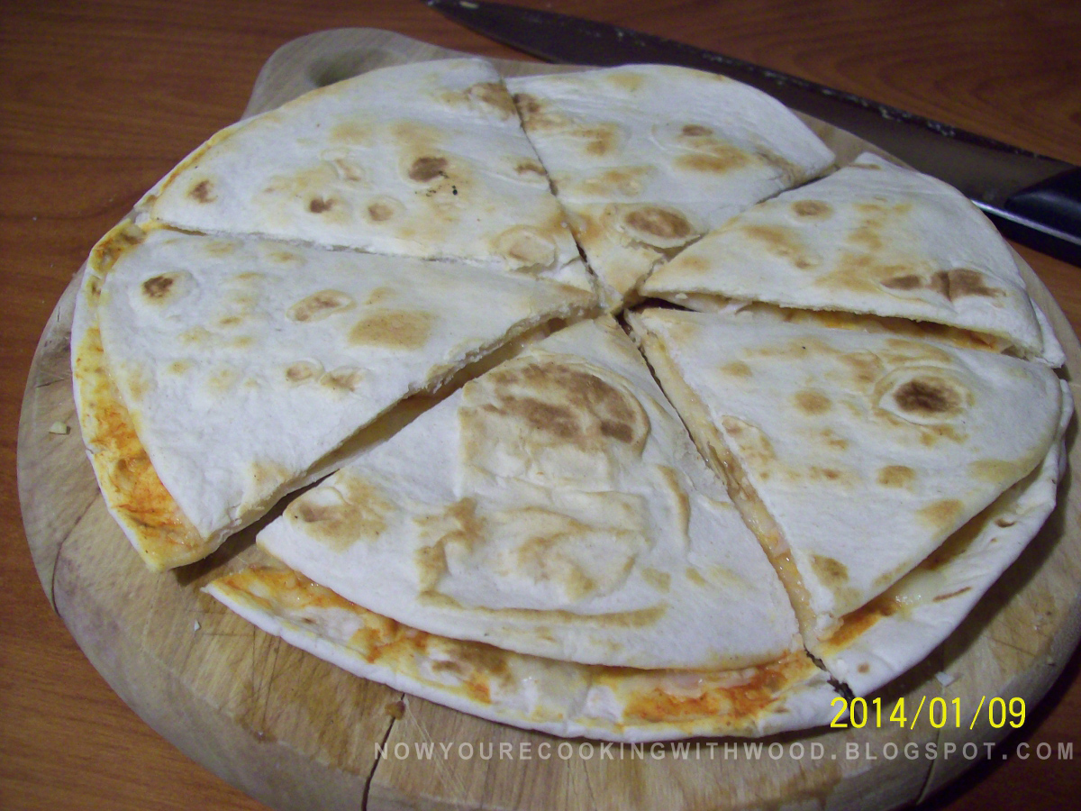 Cookstove Quesadillas - Cookstove Community
