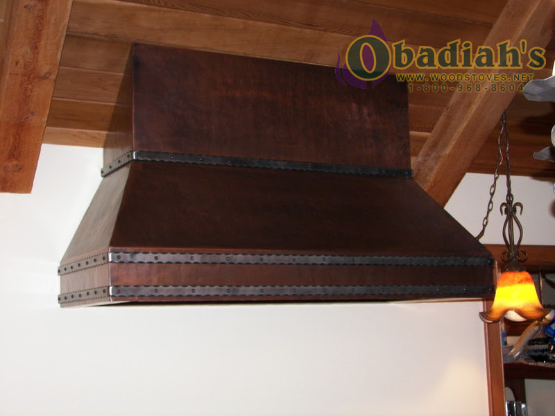Cookstove Custom Range Hood Installation by Obadiah's – Cookstove Community