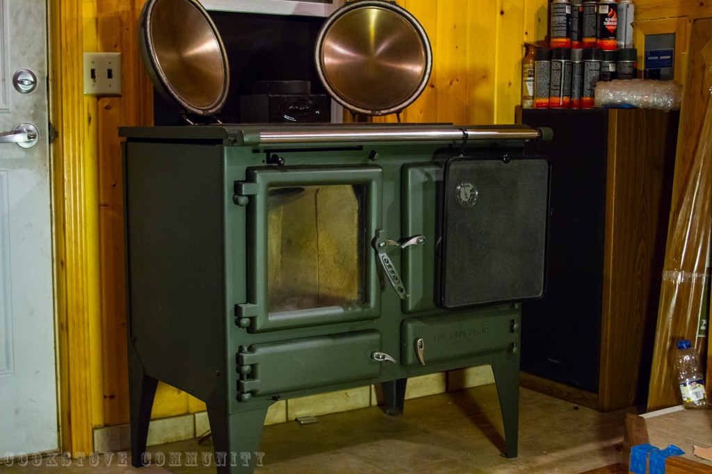 Cookstove Photo Gallery - Esse Ironheart - Cookstove Community