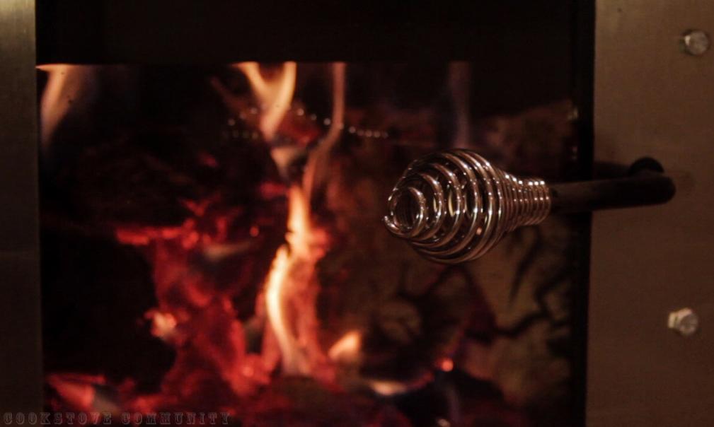 Firewood Burning - Cookstove Community