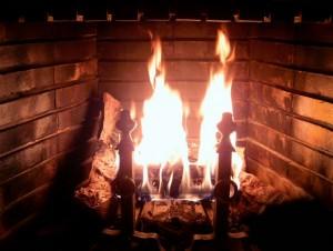 Fireplace Burning - Cookstove Community