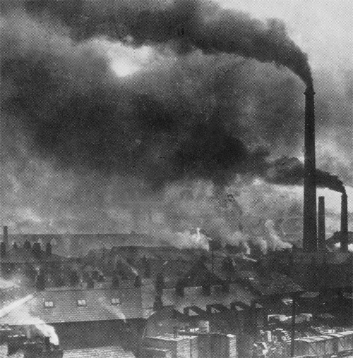 Industrial Revolution - Cookstove Community
