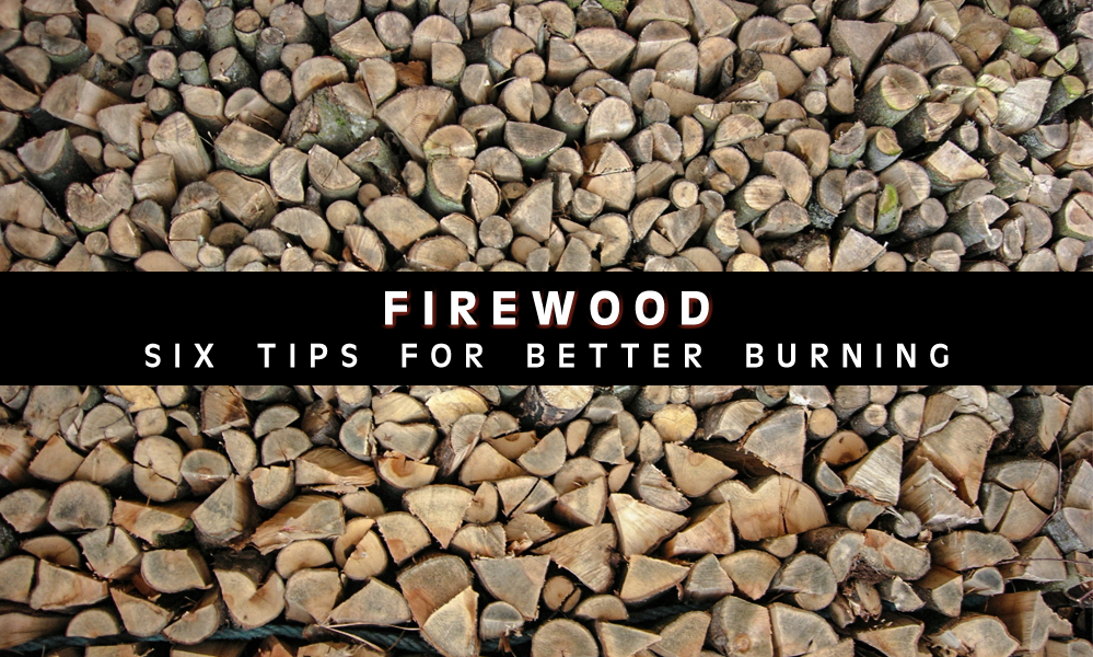 Firewood Tips - Cookstove Community
