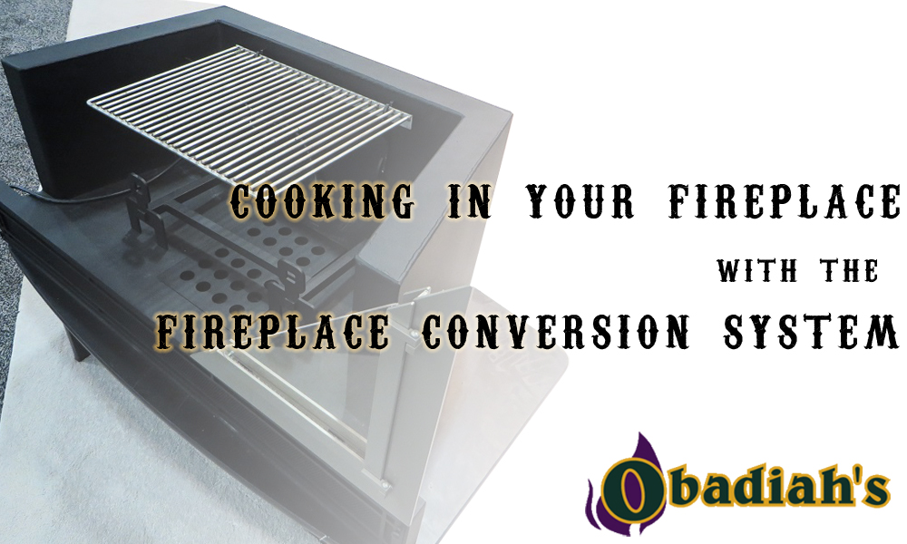 Cooking with the Fireplace Conversion System - Cookstove Community