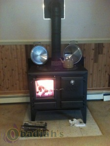 Esse Ironheart Installation - Cookstove Community