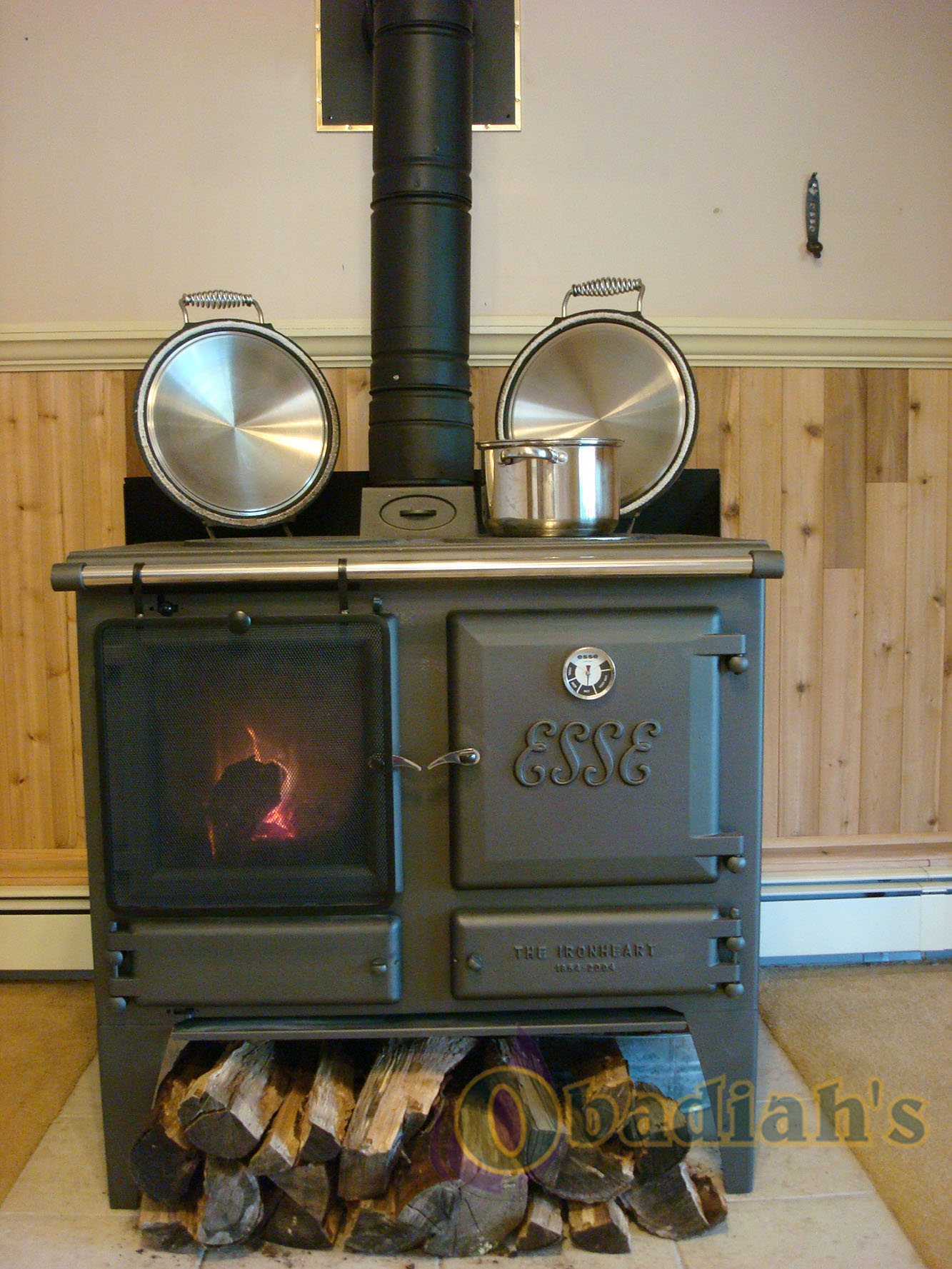 Esse Ironheart Installation – Cookstove Community