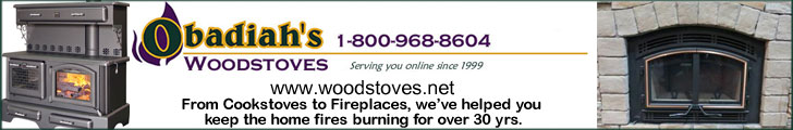 Esse Ironheart Stoves at Obadiah's Woodstoves - Cookstove Community
