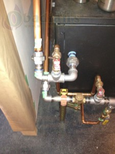 Domestic Hot Water - Morningstar Installation - Water Jacket Plumbing - Cookstove Community
