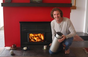 Jason Stewart with Intensifire - Cookstove Community