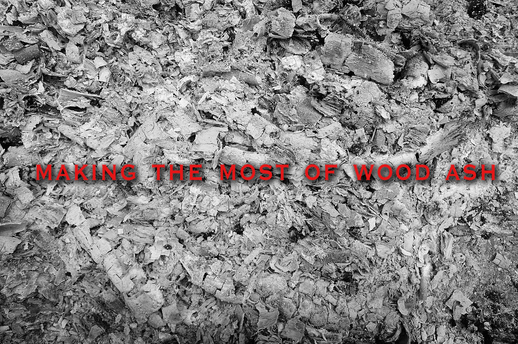 Making the Most of Wood Ash - Cookstove Community
