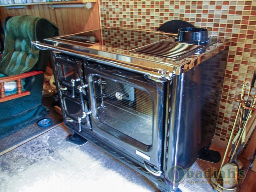 Hearthstone Deva 100 Wood Cookstove - Cookstove Community