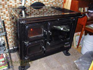 Hearthstone Deva 100 Wood Cookstove - Cookstove Community