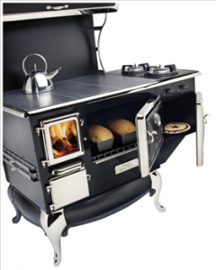 Elmira Fireview Cookstove