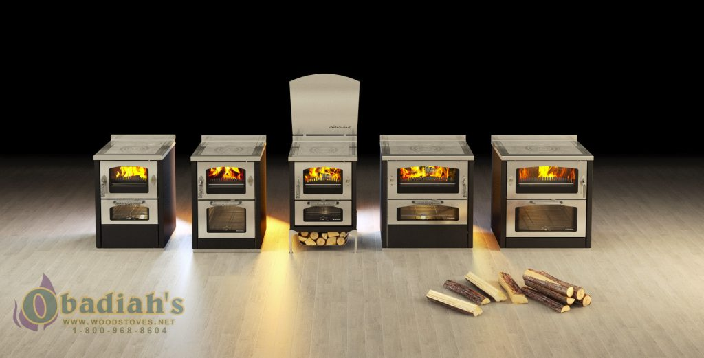De Manincor Domino Cookstove Line Up - Cookstove Community