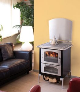 De Manincor Domina Wood Cookstove - Cookstove Community
