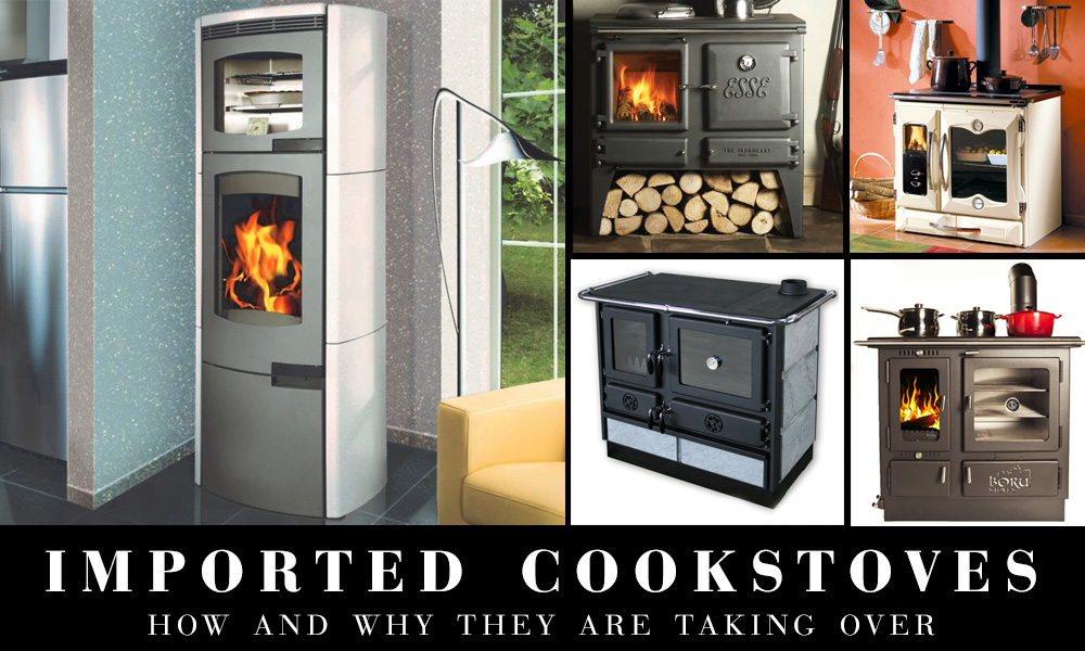Imported Cookstoves Taking Over - Cookstove Community