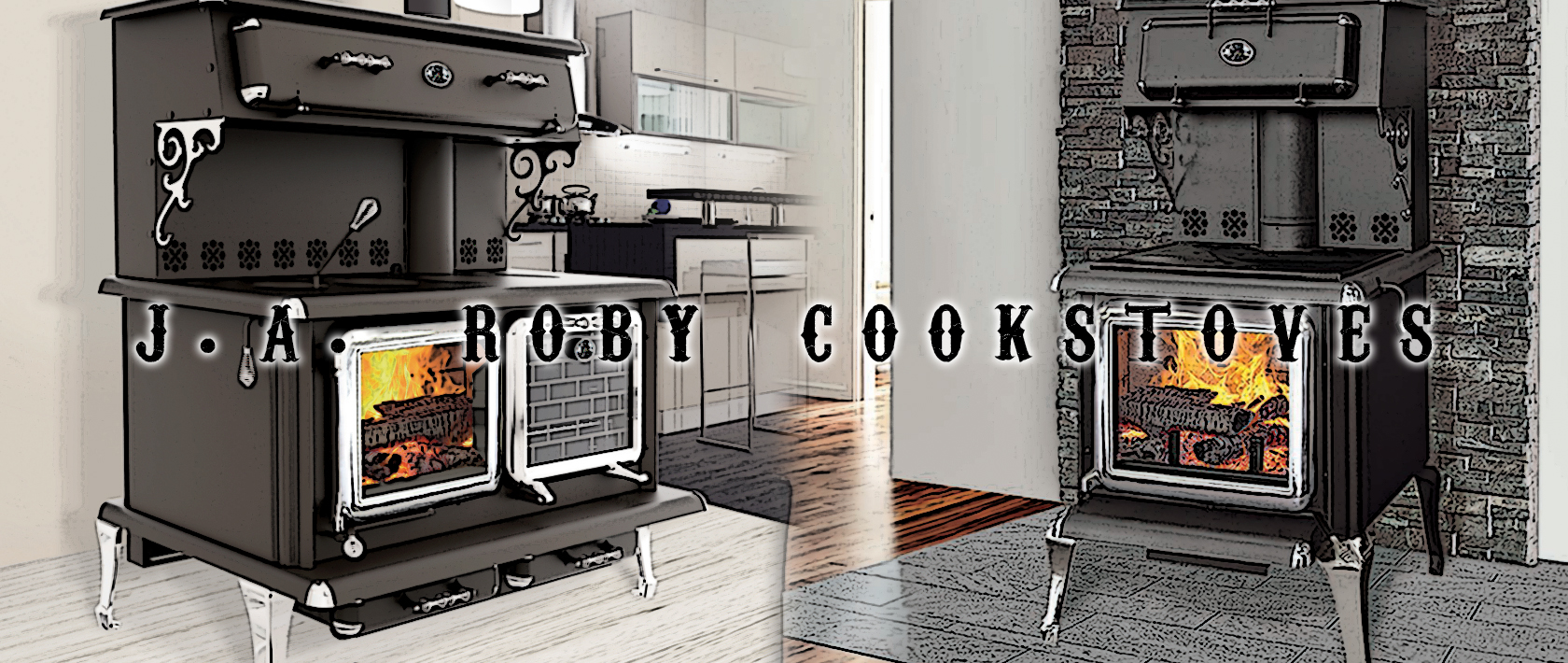 j a roby cookstoves cookstove community. Black Bedroom Furniture Sets. Home Design Ideas