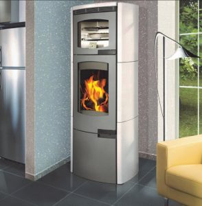 Heckla Wood Cookstove - Cookstove Community