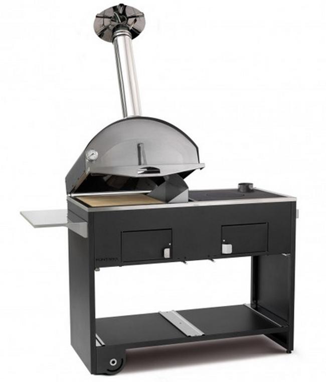 Fontana Pizza E Cucina Double Pizza Oven - Cookstove Community