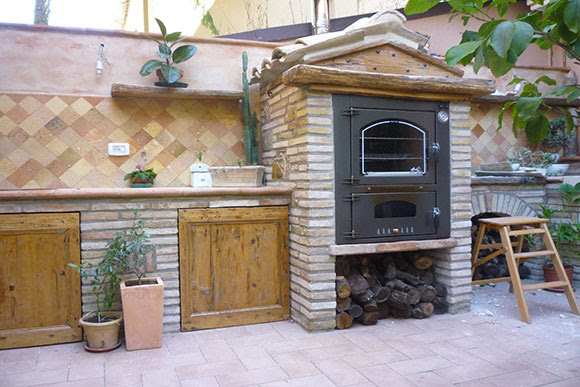 Pizza Oven Indoor Installation – Cookstove Community