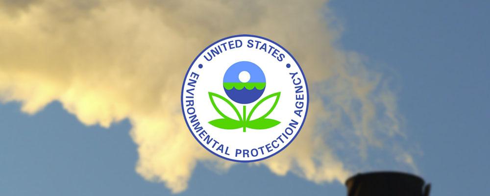 EPA ordered to freeze activit