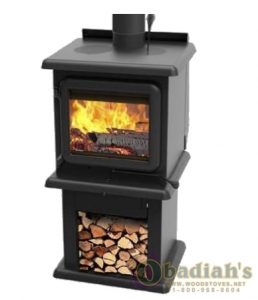 JA Roby - Antares Black EPA Certified Cookstove