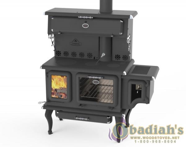 JA Roby – Cicero EPA Certified Cookstove