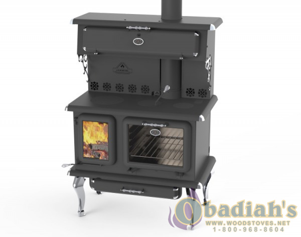 JA Roby – Cook EPA Certified Cookstove