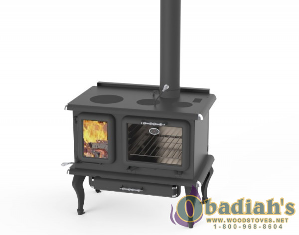 JA Roby – Marmiton EPA Certified Cookstove