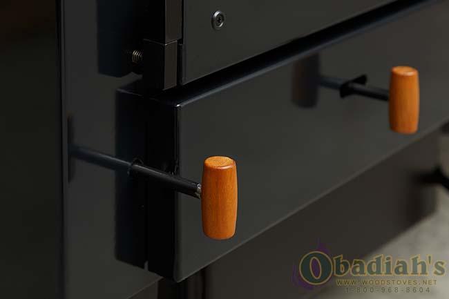 Obadiah's 2000 Wood Cookstove – Damper Control