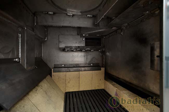 Obadiah's 2000 Wood Cookstove – Firebox