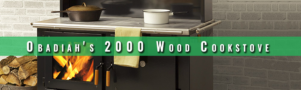 Obadiah's 2000 Wood Cookstove by Heco - Cookstove Community