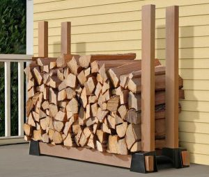 Firewood Storage - Cookstove Community