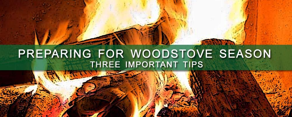 Preparing For Woodstove Season Banner - Cookstove Community