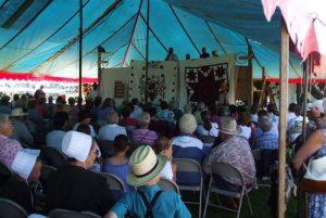 West Kootenai Amish - Cookstove Community
