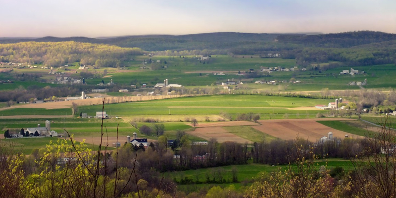 Amish Country - Lancaster County - Obadiah's Cookstove Community