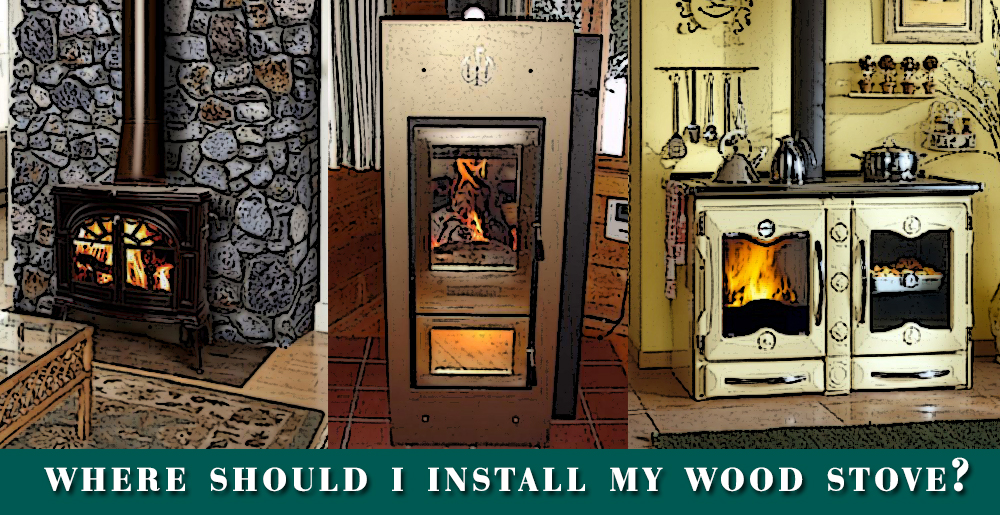 Where Should I Install My Woodstove - Cookstove Community