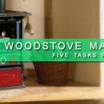 Woodstove Maintenance - Cookstove Community