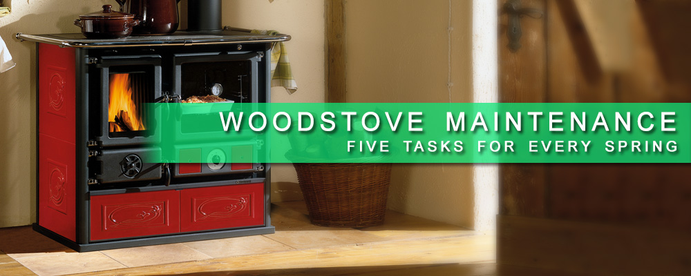 Woodstove Maintenance - Cookstove Community